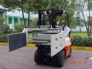 Abrazadera de uso múltiple de la carretilla elevadora eficiente hidráulica de China