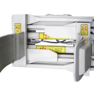 Accesorio de abrazadera de doble tambor hidráulico de carretilla elevadora de mejor calidad