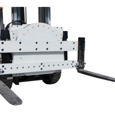 Accesorio de rotor de carretilla elevadora de servicio pesado en venta