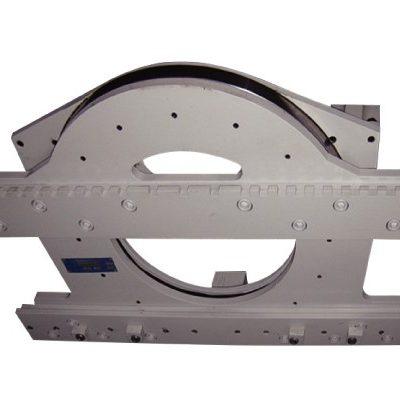 Fabricantes Carretilla elevadora Rotador Horquilla / Rotador de diferentes tipos y tamaños