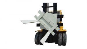 Accesorio para rotador de montacargas a la venta