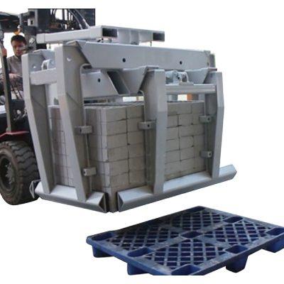 Accesorio para carretilla elevadora Abrazadera de bloque de hormigón Clase 3 yamp;