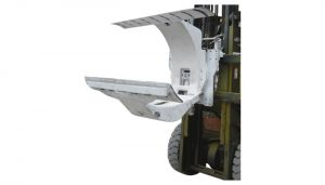 Accesorio Folklift 45f abrazadera de rollo de papel para papel de impresión