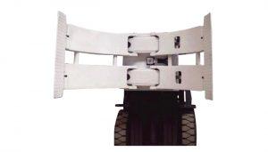 Equipo de manejo de materiales 2ton serie TB carretilla elevadora apiladora manual de paletas