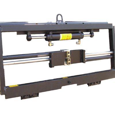 Accesorios de posicionador de horquilla de desplazamiento lateral