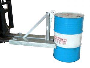 El tipo BGN-1 manipulador de tambor de carretilla elevadora de acero inoxidable de 55 galones