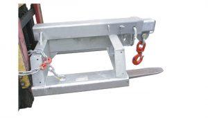 Tipo pesado SFJL7.5 tenedor montado montacargas tenedor accesorio para la venta