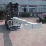 Accesorios para montacargas hidráulicos Manipulador de vidrio