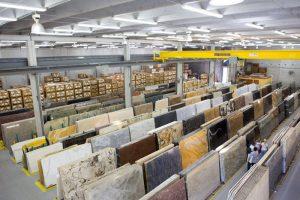Industria del mármol