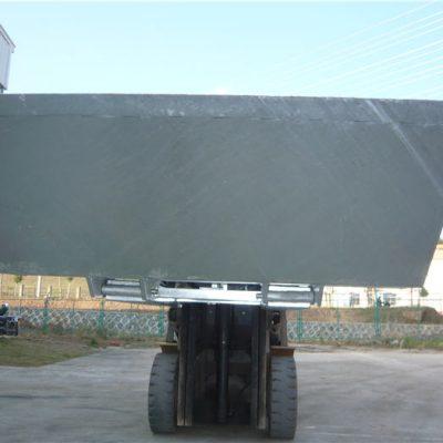 Cubo de material de buena calidad utilizado para carretilla elevadora OEM para excavadora