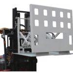Precio de la carretilla elevadora del accesorio de empuje y tracción
