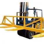 Tipo FSNP2-4500 barra separadora para carretilla elevadora
