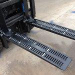 Venta de horquillas para ruedas de carretilla elevadora tipo WF2A1100
